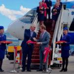 Группа Lufthansa вернулась в Шереметьево