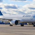 Пассажироперевозки авиакомпании Air Astana стагнировали