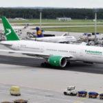 TurkmenistanAirlines получит четвертый Boeing 777 в 2021 году
